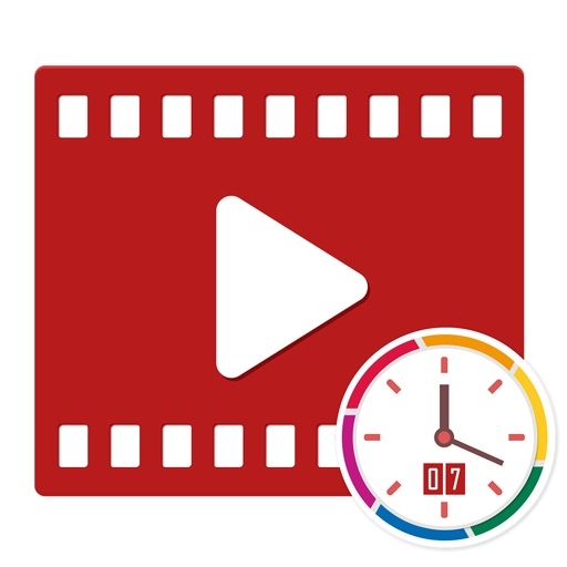 Add Text & Timestamp to Video iOS App