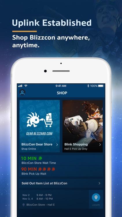 BlizzCon Mobile screenshot-4