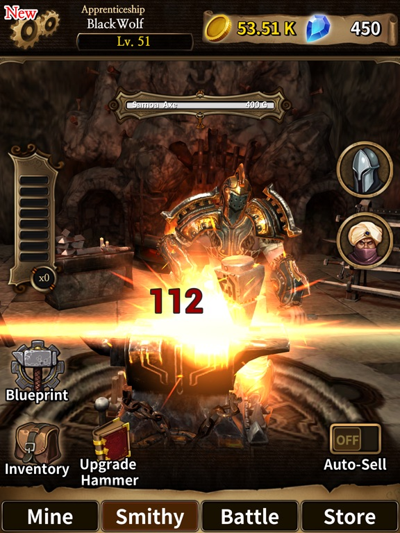 Screenshot 2 Weapon Battle