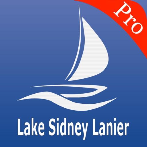 Lake Sidney Lanier Charts Pro