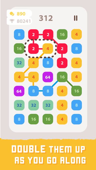 2248 Linked: Number Puzzle screenshot 3