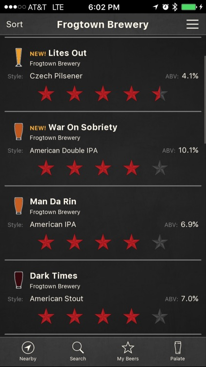 Barly - Beer Finder, Ratings & Tap Lists Near Me