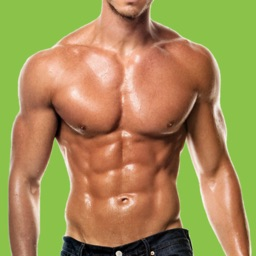 Fitness Course for Men Build Muscle with Workout
