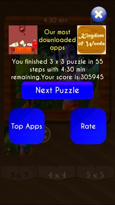 Sliding Puzzle : Premium screenshot 5