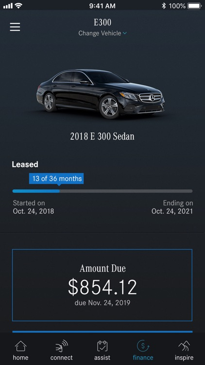 Mercedes me (USA) screenshot-4