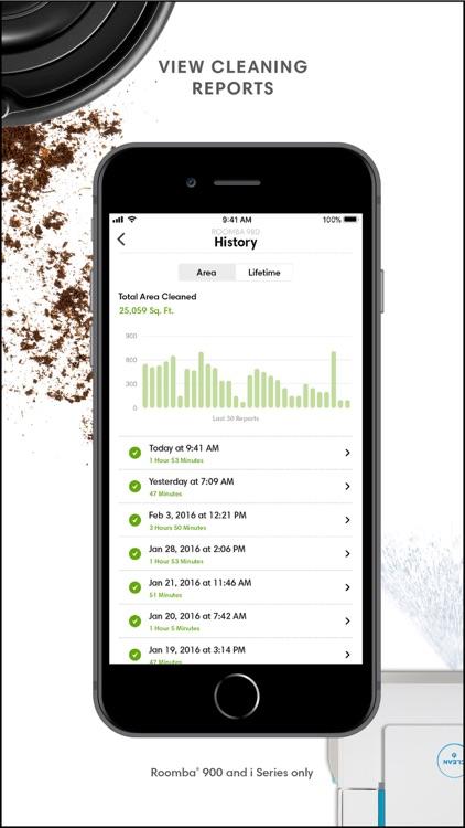 iRobot HOME screenshot-4