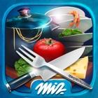Wimmel.bild.spiel in der Küche icon