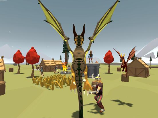 Viking Village Premium на iPad