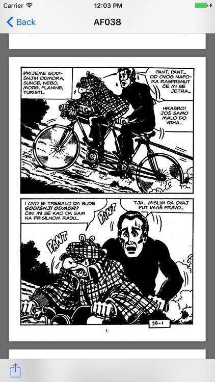 Alan Ford 1 (KLASIK) screenshot-3