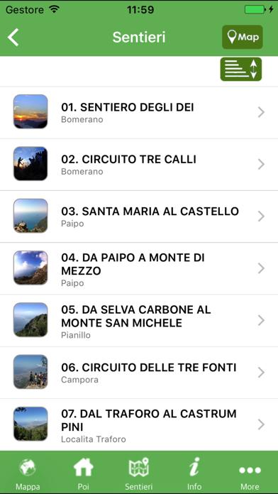 Screenshot of Agerola Exp3