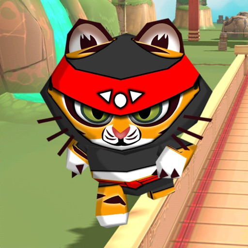 Kung Fu Tiger & Ninja Panda 3D