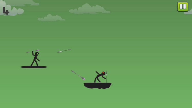 Stickman Spear Shooter screenshot-3