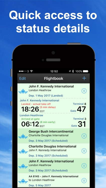Flight Tracker Lite screenshot-4