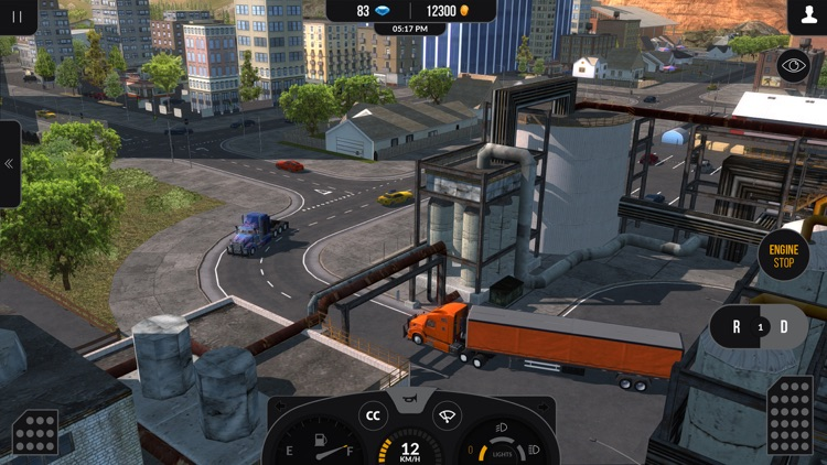 Truck Simulator PRO 2 screenshot-2
