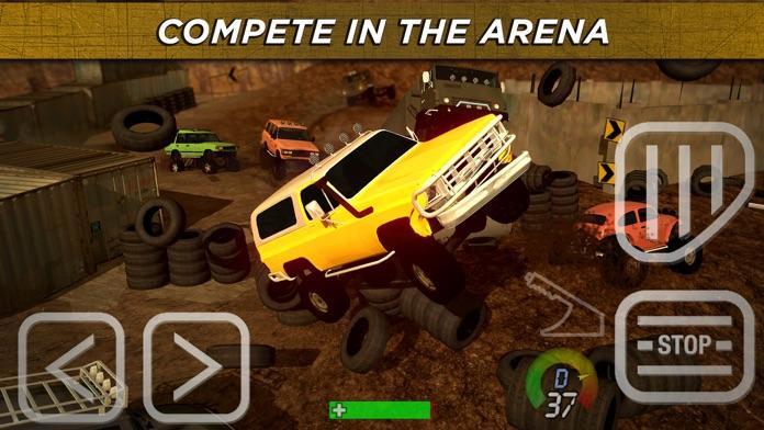 4x4 Mania: SUV Racing Screenshot