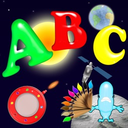 ABC Space Games Of Letters