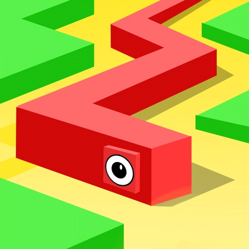 Dancing Snake-Animal Dash Game iOS App