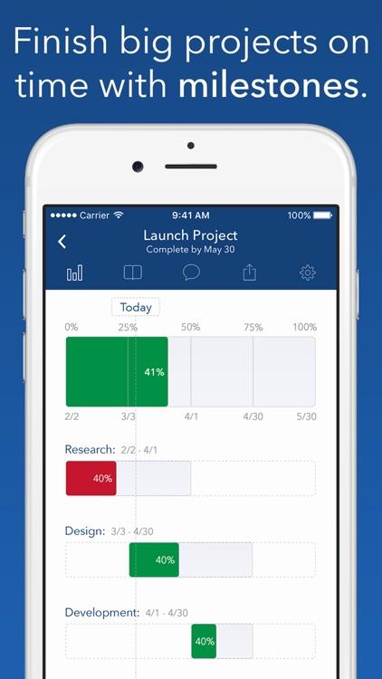 Strides: Habit Tracker screenshot-5