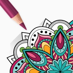 Mandala Coloring Pages !