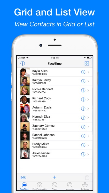 FaceTap Pro for FaceTime Call