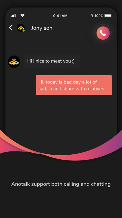 AnoTalk - Talk to Strangers screenshot-4