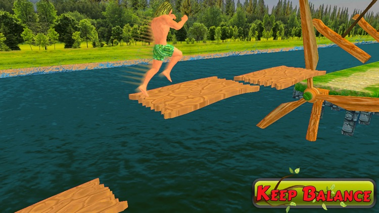 Tarzan Hero Stunts screenshot-3