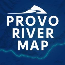 Streamline Maps - Provo River