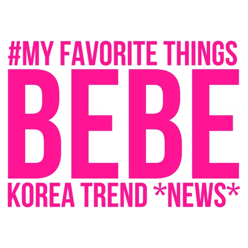 BEBE[ベベ]韓国トレンド情報アプリ