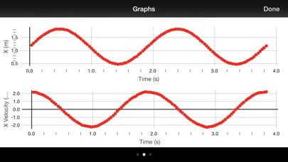 Screenshot for Vernier Video Physics in Germany App Store