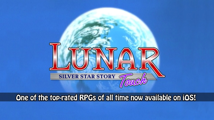Lunar Silver Star Story Touch