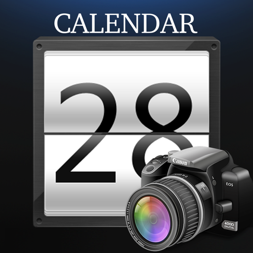Photo Calendar 2017- Collage with Beautiful Images