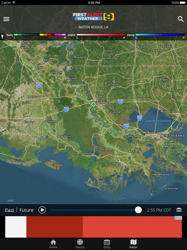 WAFB First Alert Weather on the