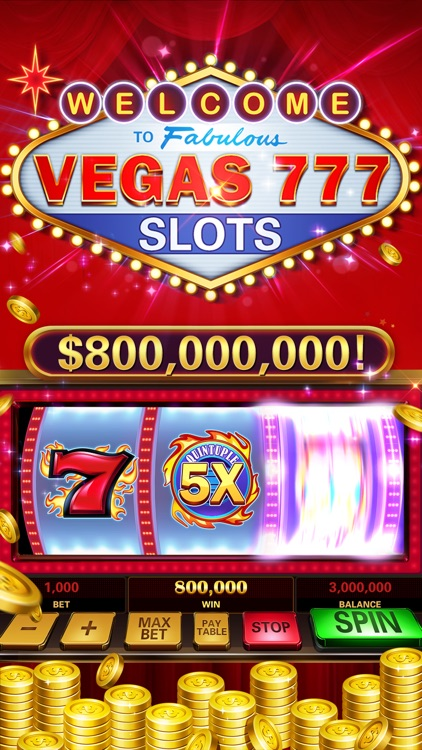 Slots 777 Casino: Vegas Slots screenshot-1