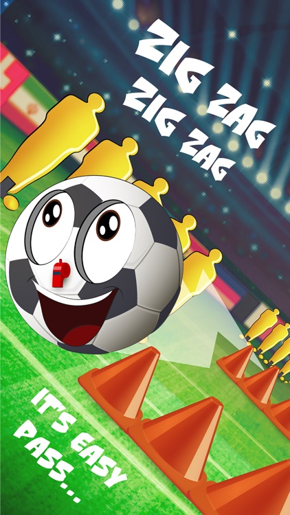 ZigZag Football screenshot-3