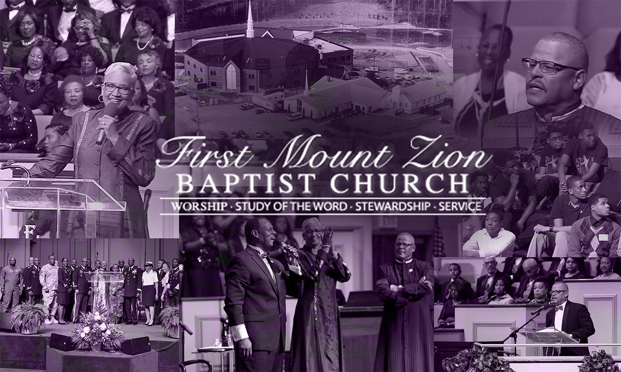 First Mount Zion BaptistChurch