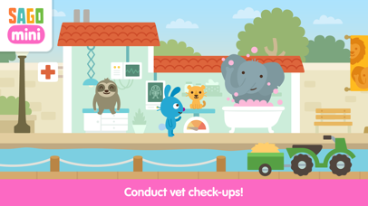Sago Mini Zoo Screenshot 5