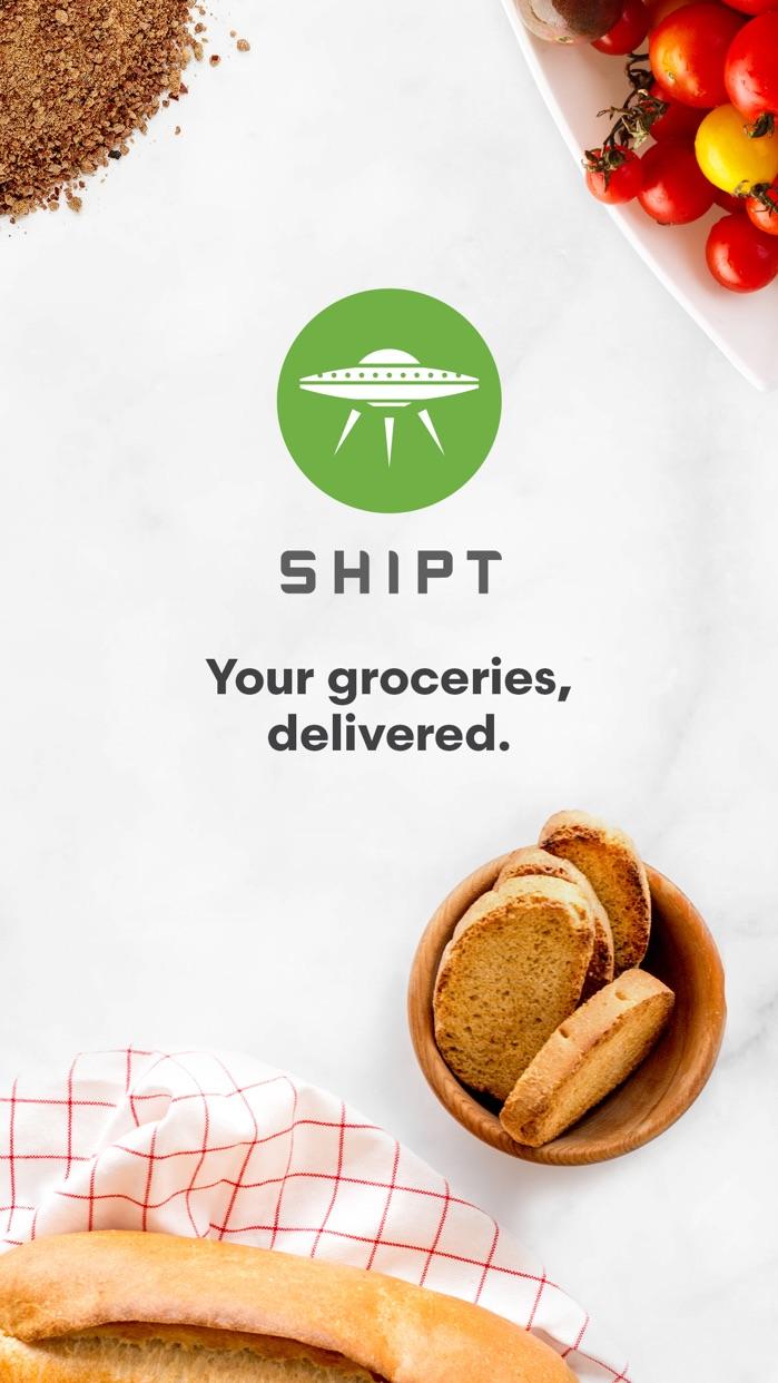 Shipt Screenshot