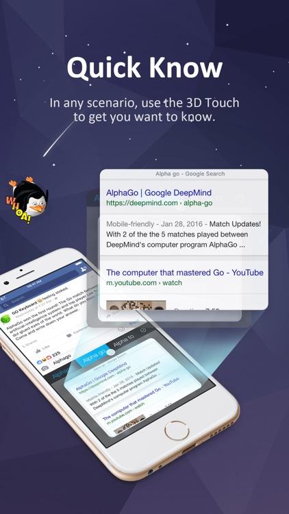 GO Keyboard-Emojis&Cool Themes screenshot-5