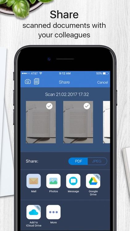 Scanner App Pro iRocks screenshot-3