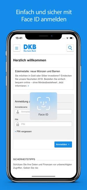 dkb banking im app store