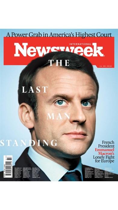 Newsweek International ScreenShot0
