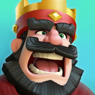 Clash Royale ios app