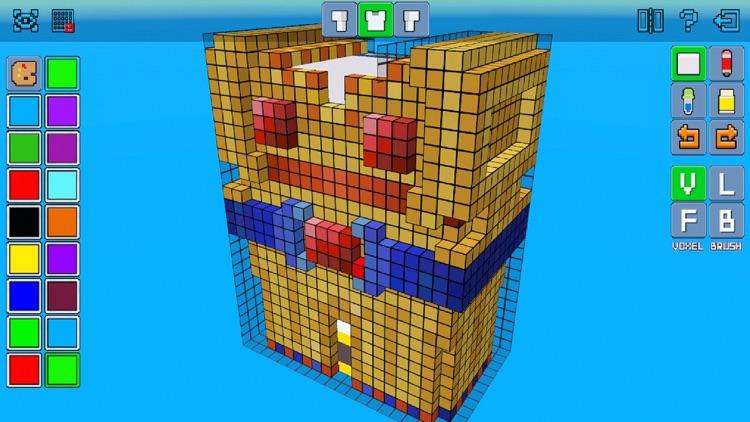 Cops N Robbers (FPS): 3D Pixel screenshot-6