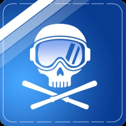Снежные лыжные гонки