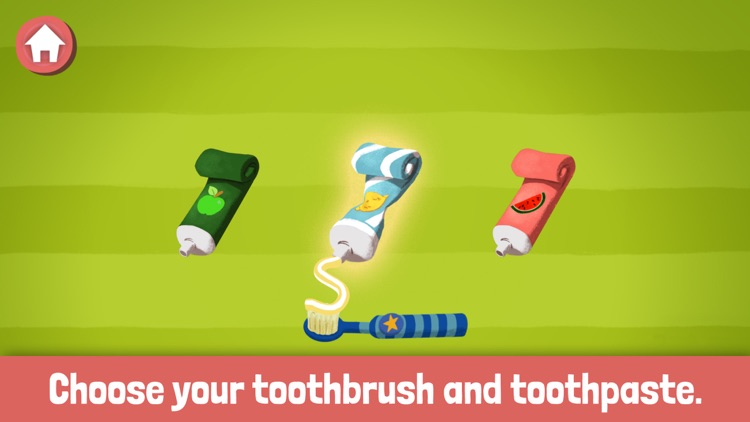 WoodieHoo Brushing Teeth screenshot-3