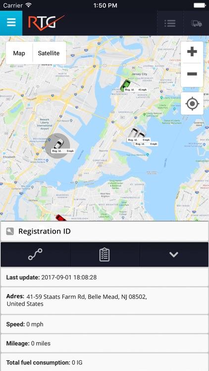 RTG GPS screenshot-4