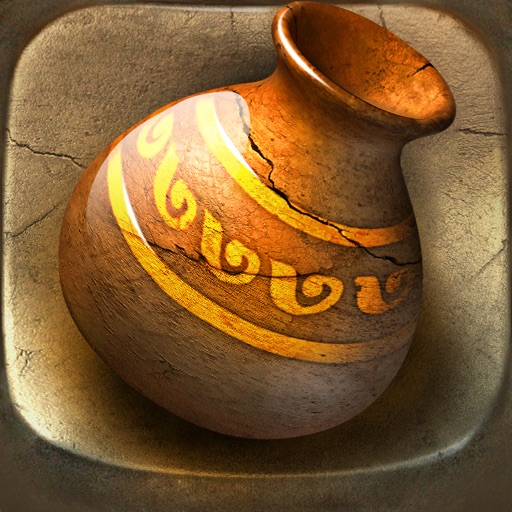 Let's create! Pottery HD app logo
