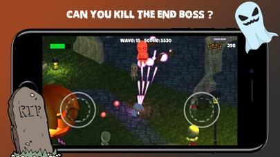 Halloween Zombie Shooter screenshot 5