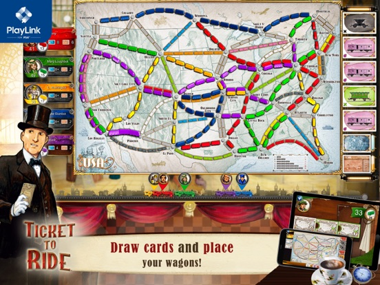 Ticket to Ride for PlayLink screenshot 8