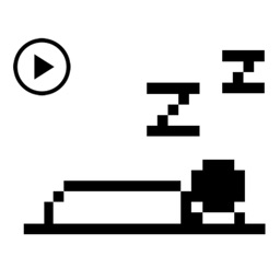 Animated Pixel Stick Figure